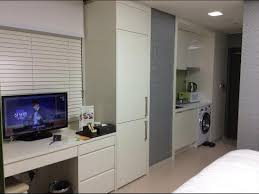 desk refrigerator laundry machine and kitchen place picture of