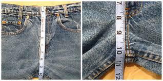 The Pants Barn How I Measure The Clothing I Sell U2013 Part 2 Pants Ebay