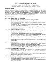 resume jc hidalgo english