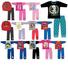 disney nightwear 2 16 years for boys ebay