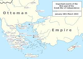 Ancient Greece Map Activity by Greek Independence Day History Of Greece U0027s Freedom Lemon