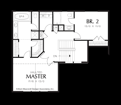 mascord house plan 22161 the butler