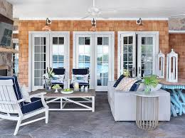 cape cod design cape cod style home with outdoor fireplace and tv cottage deck