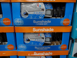 winplus 3 piece auto sunshade kit
