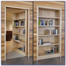 Secret Door Bookcase Secret Hidden Bookcase Door Plans Bookcases Home Design Ideas