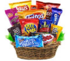 snack basket delivery gift baskets delivery concord nc the blossom