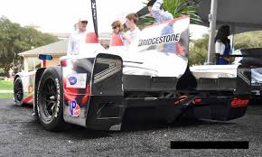 nissan race car delta wing panoz deltawing