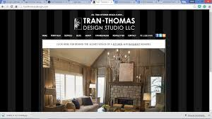 Websites For Interior Designers by Responsive Websites For Interior Designers The Chaise Lounge