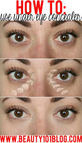 banish those under eye circles and discoloration with this concealer tutorial