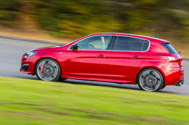 peugeot car lease france peugeot 308 gti 2016 review by car magazine