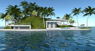 floating houses green light for dubai u0027s first private floating islands emirates 24 7