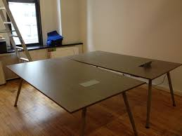 Galant Conference Table I Got Two Conference Tables And A Microphone Ikea Galant Series
