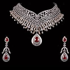 designer diamond sets diamond necklace indian designs jewellry s website