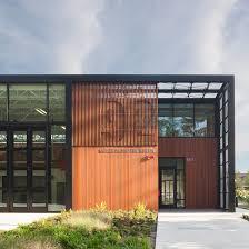 shaped kitchen island made of cedar tree designs pinterest cedar architecture and design dezeen