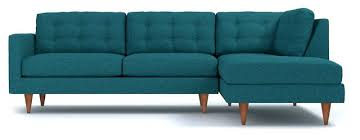 Blue Sectional Sofa With Chaise Turquoise Sectional Sofa 2 Sectional Sofa Blue Chaise On