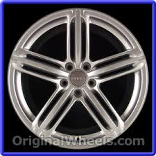 audi s4 used oem 2013 audi s4 rims used factory wheels from originalwheels com