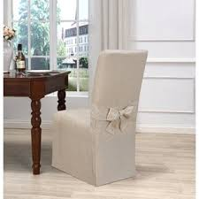 linen chair linen dining chair covers wayfair