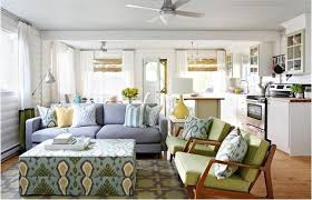 Home Decorating Shows On Tv Summer Home Decorating Ideas Mid Century Chair Ikat Fabric And