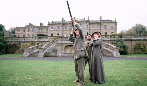 colonial house pbs downton abbey is over please bring back manor house reality blurred