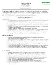 sample warehouse resume warehouse manager resume sample