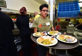 photos spirit of thanksgiving dinner in longmont longmont times