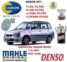 Daihatsu Mpv For Daihatsu Grand Move 1 5 Mpv Air Fuel Filter Spark Plugs