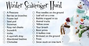 Backyard Scavenger Hunt Ideas Winter Scavenger Hunt Indoor Play For Kids Melissa U0026 Doug Blog