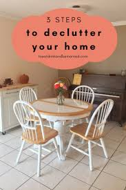 3 tips to declutter your home to eat drink u0026 be married