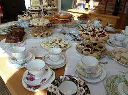 christmas tea party christmas tea party