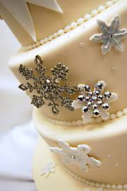 snowflake wedding cake images pictures photos bloguez com