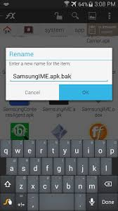 samsung original keyboard apk how to invert the stock samsung keyboard on your galaxy s5 for