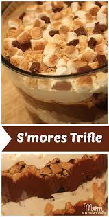 cheap thanksgiving dessert recipes brownie s u0027mores trifle dessert via mom endeavors looks like an