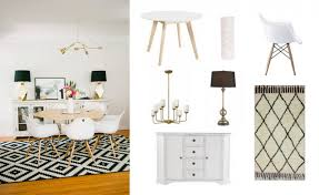 Dining Table And Chairs For Sale Gold Coast Real Deal Steal A Black White And Gold Dining Room The Accent