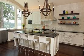 Restoration Hardware Bar Table Restoration Hardware Chandelier Kitchen Contemporary With Barrel