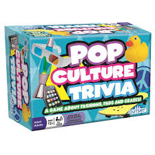 amazon com cobble hill pop culture trivia game toys u0026 games