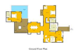 Home Design For Rectangular Plot Homeplansindia House Plans Home Plans Small House Plan