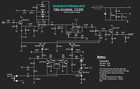 modifying the ibanez ts 808 tube screamer like a boss