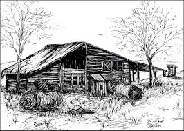barns coverbridges anything country tony ryals with his art by