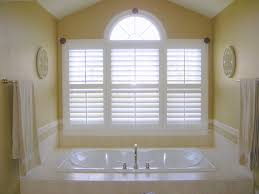 ideas for bathroom window treatments window coverings for bathroom