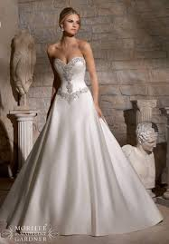 wedding dress a line 33 trendiest a line wedding dresses everafterguide
