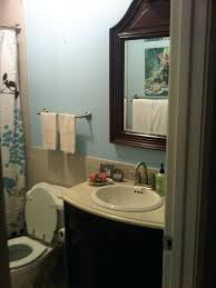 small bathroom window curtains for regarding white sink and toilet