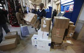postal service next day sunday delivery for holidays nbc
