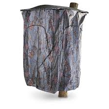 guide gear universal tree stand blind kit 177444 tree stand