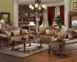 sofa dresden traditional sofa set dresden by acme furniture ac15160set
