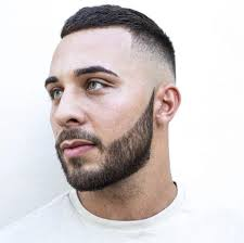 mens haircut and shave near me ideas hairstyle pinterest