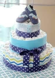 diaper cake tutorial gluesticks