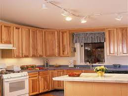 Kitchen Track Light Kitchen Extraordinary Galley Kitchen Track Lighting Mesmerizing