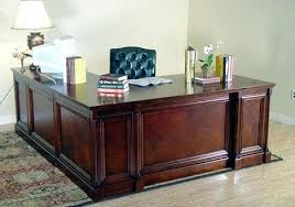sauder palladia executive desk palladia executive desk cherry office desk cherry office desk