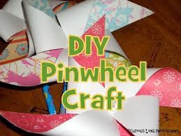 diy pinwheel craft for kids look we u0027re learning