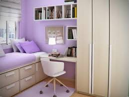 Study Table Design For Bedroom by Bedroom Pretty Purple Nuances Interior Small Bedroom Ideas With